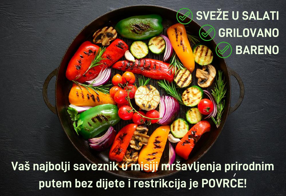Ako se pitate kako smršati jedite povrće