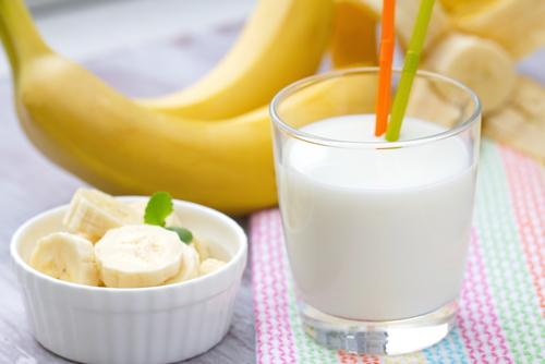 Dijeta sa bananama i mlekom