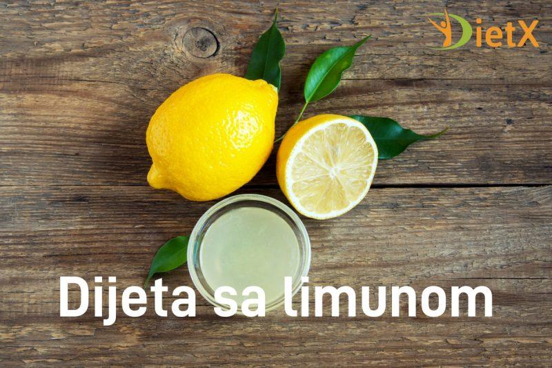 Dijeta sa limunom
