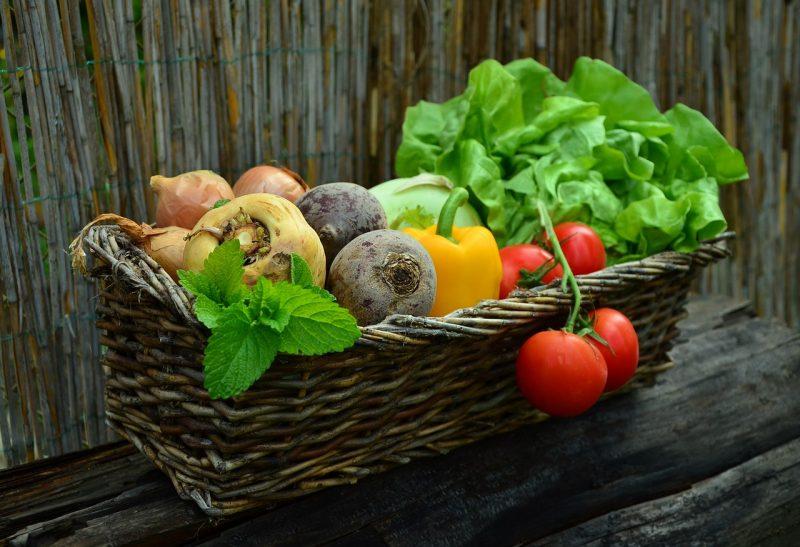 Alkalna dijeta povrće
