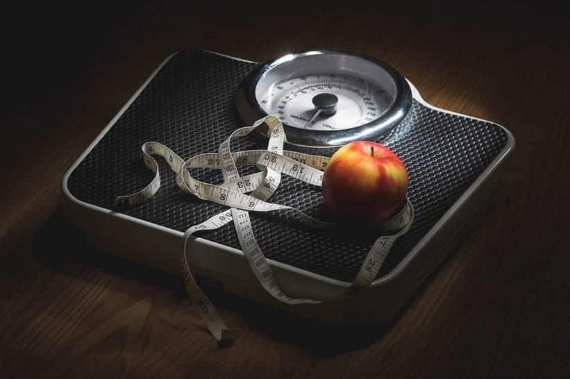 Prosečna telesna težina muškarca