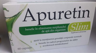 Apuretin slim tablete za mršavljenje