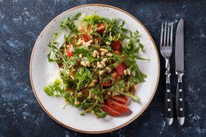 Keto recept za salatu sa pršutom