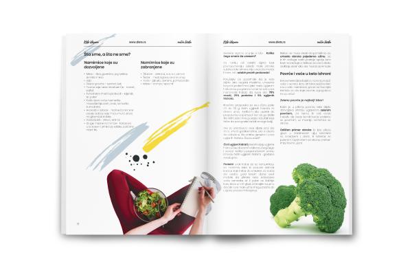 Keto ishrana knjiga uvod