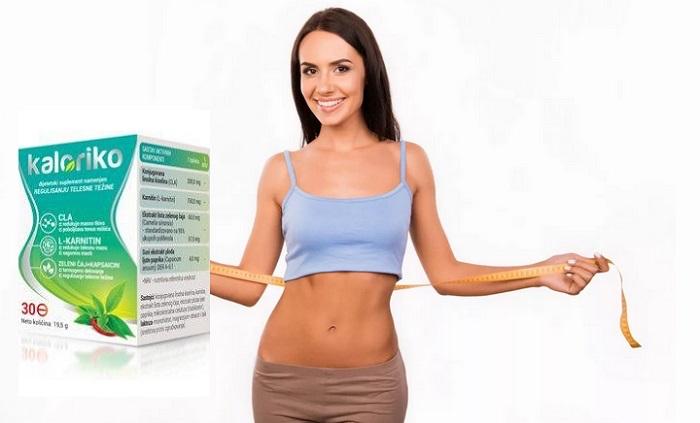 Kaloriko tablete za mršavljenje